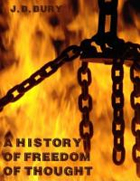 A History of Freedom of Thought  Illustrated  PDF
