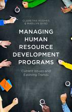 Managing Human Resource Development Programs PDF