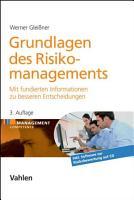 Grundlagen des Risikomanagements PDF
