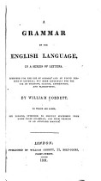 A Grammar of the English Language PDF