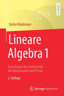 Lineare Algebra 1 PDF
