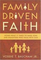 Family Driven Faith PDF