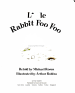 Little Rabbit Foo Foo PDF