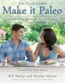 Make it Paleo Book