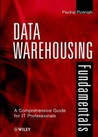 Data Warehousing Fundamentals PDF