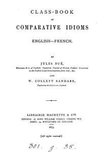 Class book of Comparative Idioms PDF