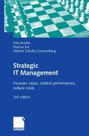 Strategic IT Management PDF