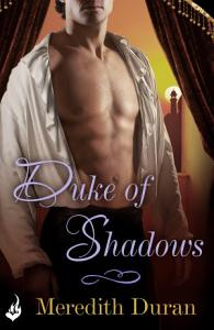 The Duke Of Shadows Book