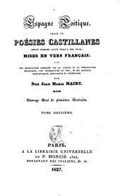 Espagne poétique: Volume2