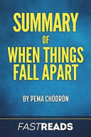 Summary of When Things Fall Apart