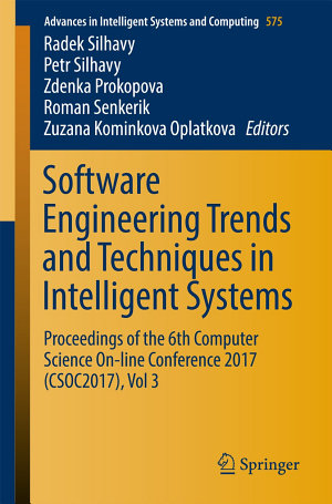 Software Engineering Trends and Techniques in Intelligent Systems