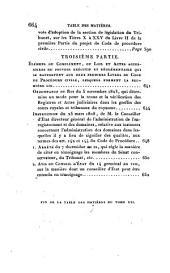 La législation civile, commerciale et criminelle de la France, ou Commentaire et complément des Codes Français ...: Volume13