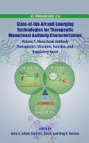 State-of-the-Art and Emerging Technologies for Therapeutic Monoclonal Antibody Characterization