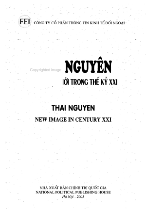 Thai Nguyen  new image in century XXI
