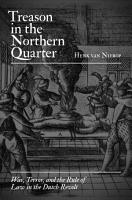 Treason in the Northern Quarter PDF
