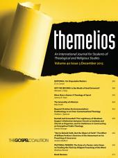 Themelios, Volume 40, Issue 3: Issue 3