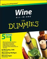 Wine All in One For Dummies PDF