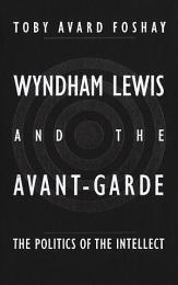Wyndham Lewis and the Avant-Garde