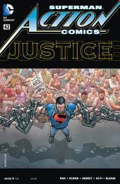 Action Comics (2011-) #42