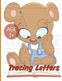 Tracing Letters Book PDF