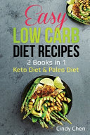 Easy Low Carb Diet Recipes Book PDF