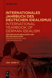 Der deutsche Idealismus und die Rationalisten   German Idealism and the Rationalists PDF