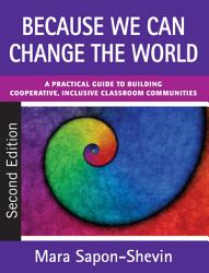 Because We Can Change The World Book PDF