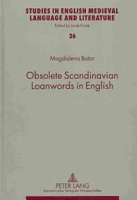 Obsolete Scandinavian Loanwords in English PDF