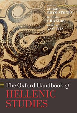 The Oxford Handbook of Hellenic Studies PDF