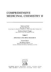 Comprehensive medicinal chemistry II PDF