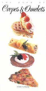 The Book of Crepes   Omelets Book