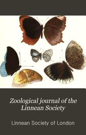 The Journal of the Linnean Society: Zoology, Volume 21