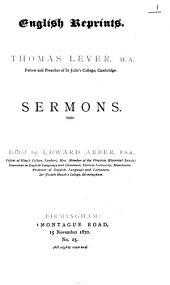 Sermons: 1550, Issue 25