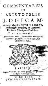 Commentarius in Aristotelis ...