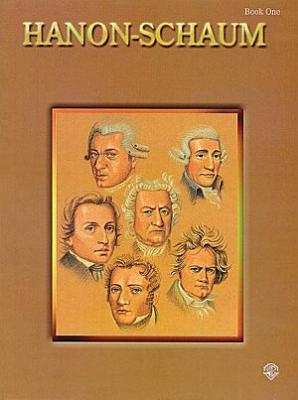 Hanon Schaum  Book One