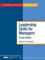Leadership Skills for Managers  Fourth Edition PDF