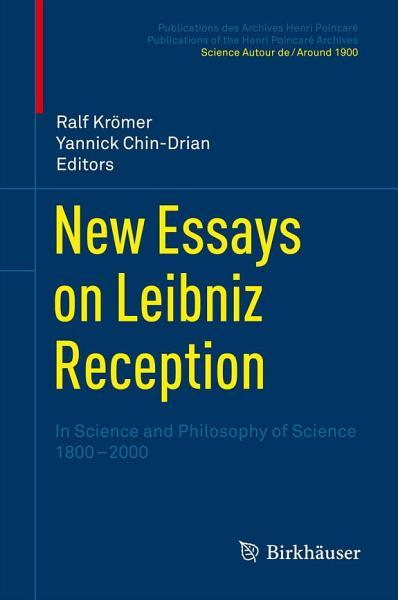 Download New Essays on Leibniz Reception Book