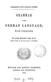 Grammar of the German language