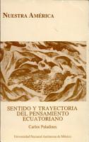 Sentido y trayectoria del pensamiento ecuatoriano PDF