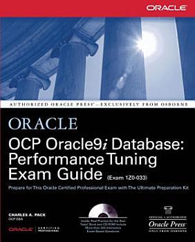 OCP Oracle9i Database  Performance Tuning Exam Guide PDF