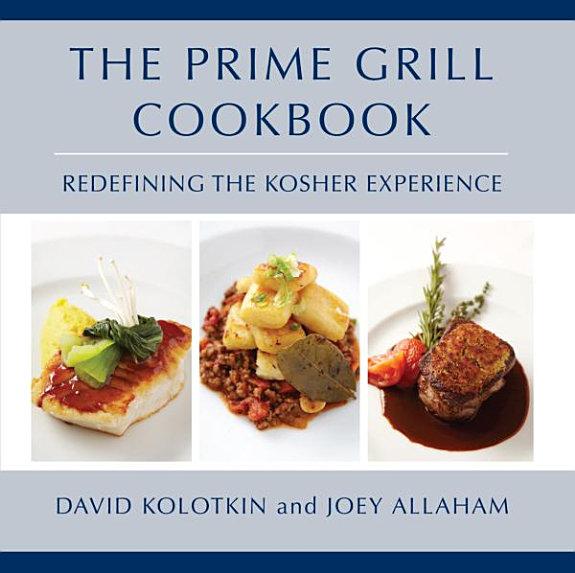 Prime Grill Cookbook The