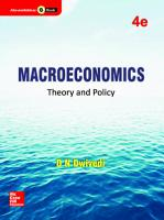 Macroeconomics  Theory and Policy PDF