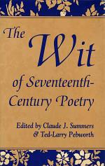 The Wit of Seventeenth-century Poetry