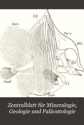 Zentralblatt für Mineralogie, Geologie und Paläontologie