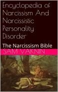 A To Z Of Narcissism And Narcissistic Personality Disorder Encyclopedia Book PDF