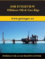 JOB INTERVIEW Offshore Oil   Gas Rigs PDF