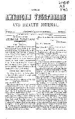American Vegetarian and Health Journal
