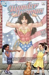 Wonder Woman (2006-) #25