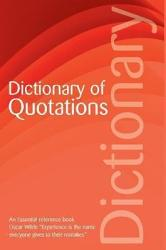 Dictionary Of Quotations Book PDF