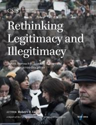 Rethinking Legitimacy And Illegitimacy Book PDF